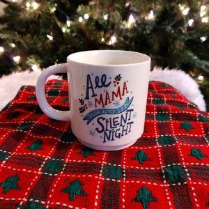 NWT Christmas Coffee Mug Silent Night